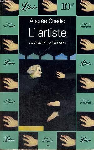 L'ARTISTE ET AUTRES NOUVELLES: CHEDID ANDREE