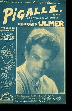 PIGALLE: ULMER GEORGES