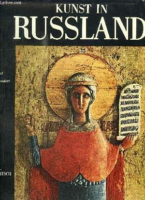 KUNST IN RUSSLAND - DAS 17 UND 18 JARHUNDERT: KAGANIWITSCH ABRAHAM