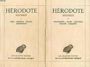 HISTOIRES, 2 TOMES: HERODOTE, Par Ph.-E. LEGRAND