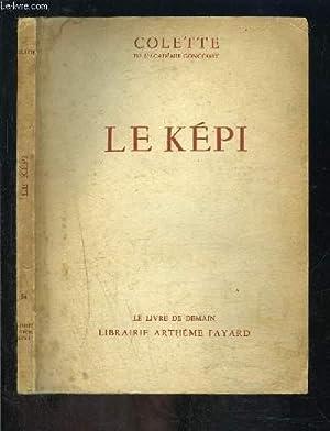 LE KEPI- LE LIVRE DE DEMAIN N°66: COLETTE