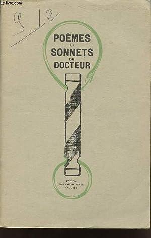 POEMES ET SONNETS DU DOCTEUR: CAMUSET Dr