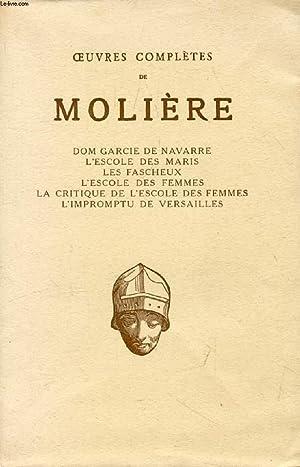 THEATRE DE 1661 A 1663 (DOM GARCIE: MOLIERE, Par R.
