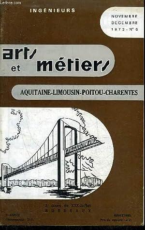 ARTS ET METIERS AQUITAINE LIMOUSIN POITOU CHARENTES: COLLECTIF