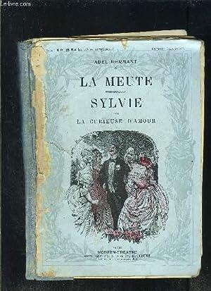 LA MEUTE- SYLVIE OU LA CURIEUSE D: HERMANT ABEL