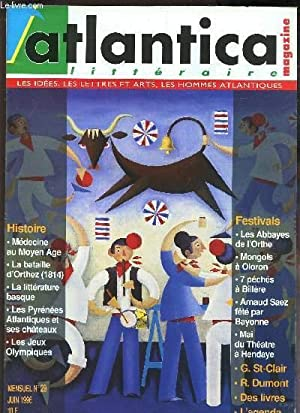 ATLANTICA - N°29 - juin 1996 /: COLLECTIF