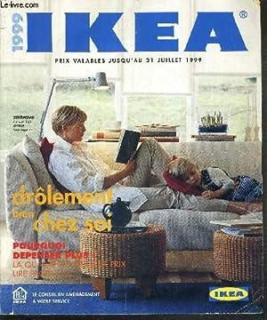 IKEA 1999 / drolement bien chez soi: COLLECTIF
