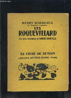 LES ROQUEVILLARD- LE LIVRE DE DEMAIN N°72: BORDEAUX HENRY