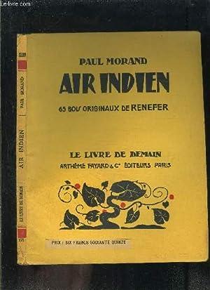 AIR INDIEN- LE LIVRE DE DEMAIN N°175: MORAND PAUL