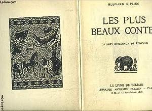 LES PLUS BEAUX CONTES- LE LIVRE DE: KIPLING RUDYARD- MARAN