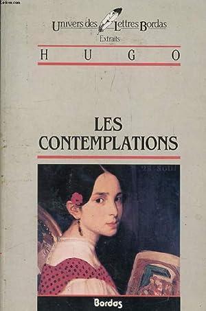 LES CONTEMPLATIONS (EXTRAITS): HUGO VICTOR, Par