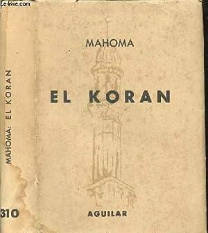 EL KORAN: MAHOMA