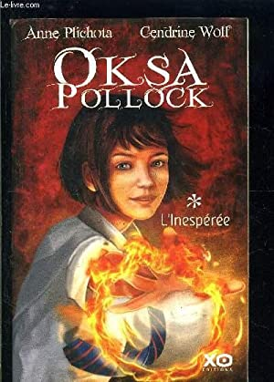 OKSA POLLOCK- TOME 1 vendu seul- L: PLICHOTA- WOLF