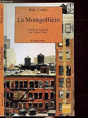 LA MONTGOLFIERE - COLLECTION RIVAGES POCHE: CATHER WILLA