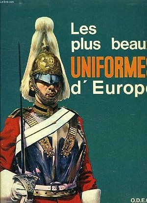 LES PLUS BEAUX UNIFORMES D'EUROPE: COLLECTIF
