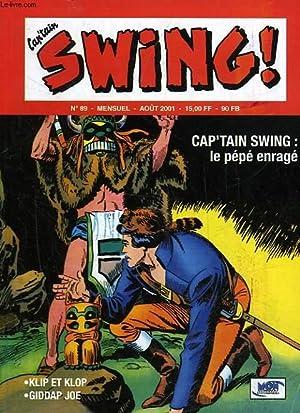 CAP'TAIN SWING! - N°89 - LE PEPE ENRAGE: COLLECTIF