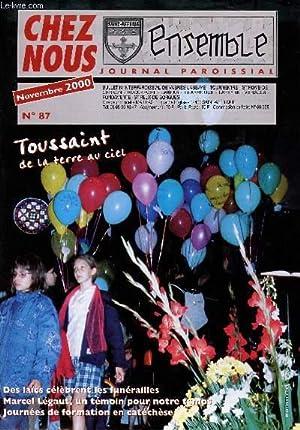 CHEZ NOUS - JOURNAL PAROISSIAL - N°87: COLLECTIF