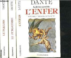 LA DIVINE COMEDIE- 3 TOMES EN 3: DANTE