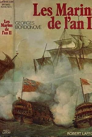 LES MARINS DE L'AN II: BORDONOVE GEORGES