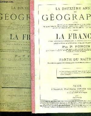 LA FRANCE (2eme année) - EN 2: FONCIN P.