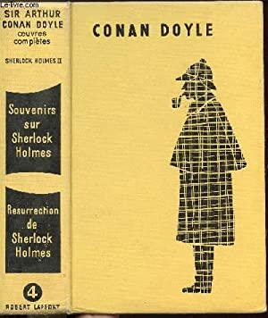 OEUVRES COMPLETES - TOME IV - SHERLOCK: CONAN DOYLE SIR