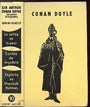 OEUVRES COMPLETES - TOME X / SHERLOCK: CONAN DOYLE SIR