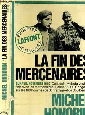LA FIN DES MERCENAIRES - BUKAVU, NOVEMBRE: HONORIN MICHEL