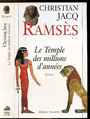 RAMSES - TOME II - LE TEMPLE: JACQ CHRISTIAN ET