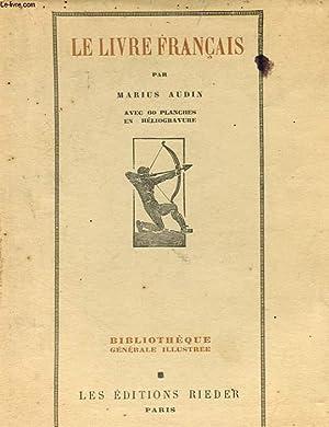 LE LIVRE FRANCAIS: AUDIN MARIUS
