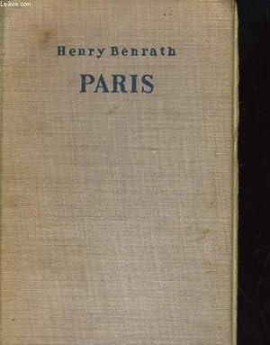 PARIS: henry benrath