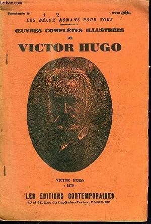 OEUVRES COMPLETES ILLUSTREES DE VICTOR HUGO : HUGO VICTOR