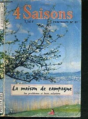 4 SAISONS - PRINTEMPS N°53 - LA: COLLECTIF