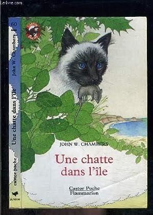 UNE CHATTE DANS L ILE- PERE CASTOR: CHAMBERS JOHN W.