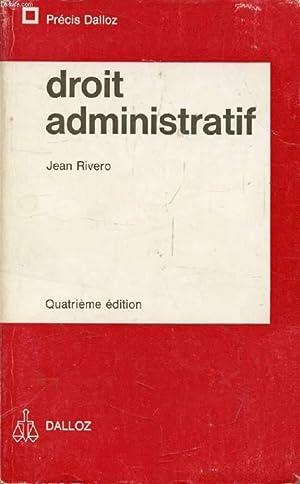 DROIT ADMINISTRATIF: RIVERO JEAN