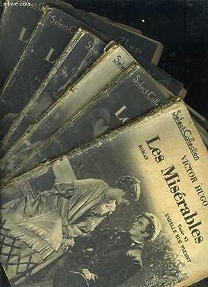 LES MISERABLES- 6 TOMES EN 6 VOLUMES-: HUGO VICTOR