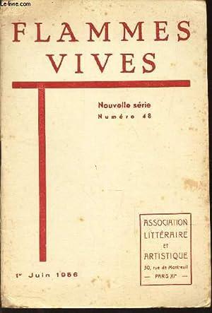 FLAMMES VIVES - N°48 - 1er juin: COLLECTIF