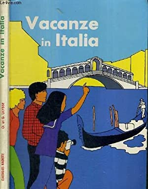 VACANZE IN ITALIA - DEUXIEME ANNEE D'ITALIEN: ULYSSE ODETTE -