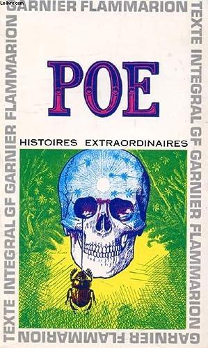 HISTOIRES EXTRAORDINAIRES: POE EDGAR ALLAN,