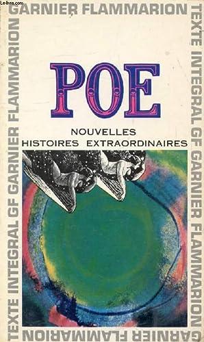 NOUVELLES HISTOIRES EXTRAORDINAIRES: POE EDGAR ALLAN,