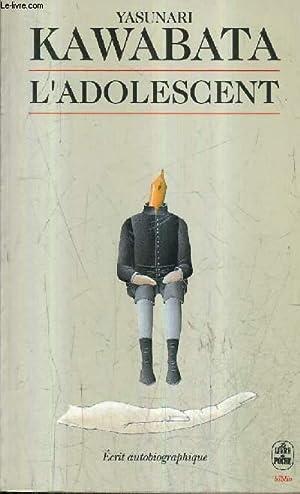 9782253932321 L Adolescent Ecrit Autobiographique