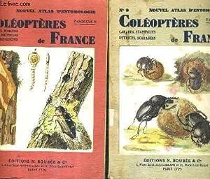 ATLAS DES COLEOPTERES DE FRANCE - EN: AUBER LUC