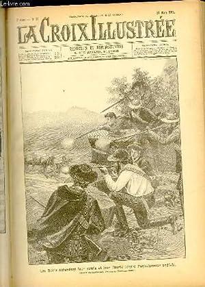 LA CROIX ILLUSTREE N° 11 - Deuxième année - Les Boërs défendent leur patrie et leur liberté contre ...