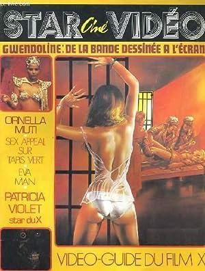 STAR CINE VIDEO N°6. ORNELLA MUTI / PATRICIA VIOLET STAR DU X.: COLLECTIF