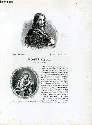 Biographie de Jacques Stella (1596-1657) ; Ecole: CHARLES BLANC