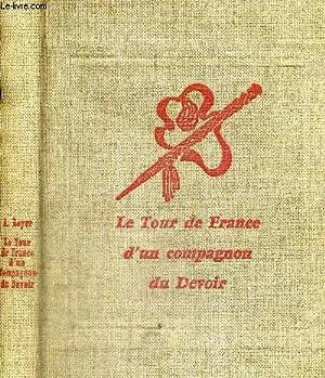 LE TOUR DE FRANCE D'UN COMPAGNON DU: BOYER ADELE