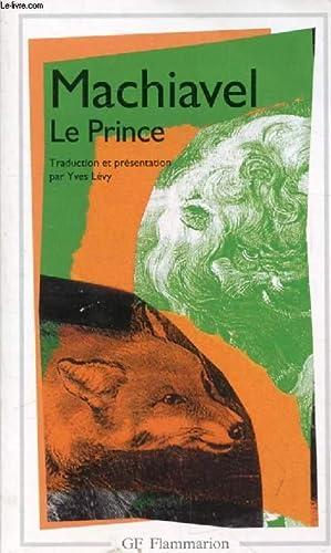 livre machiavel le prince pdf