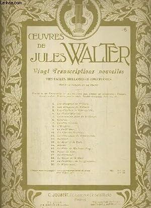 LE PREMIER JOUR DE BONHEUR - LE: JULES WALTER
