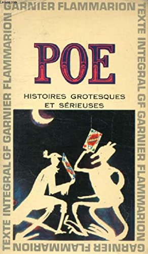 HISTOIRES GROTESQUES ET SERIEUSES: POE EDGAR ALLAN,