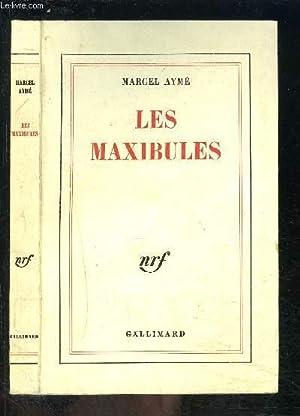LES MAXIBULES: AYME MARCEL