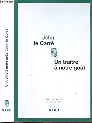 UN TRAITRE A NOTRE GOUT: CARRE JOHN LE